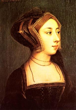 Anne - Hever Castle Portrait